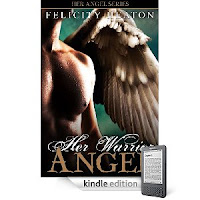 Kindle Nation Daily Free Book Alert, Friday, December 31: Pour the Champagne with 6 Brand New Free Books for New Year's Eve! plus ... Can an Angel Love a Demon? Her Warrior Angel by Felicity Heaton (Today's Sponsor)