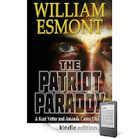 Kindle  Nation Daily Free Book Alert, Wednesday, January 26: A New FreeView  from HarperCollins, plus ... Hero Kurt Vetter and a secret agent named  Amanda fight to stop the unthinkable in <i><b>The Patriot Paradox</b></i>, a 99-cent page-turner by William Esmont (Today's Sponsor)