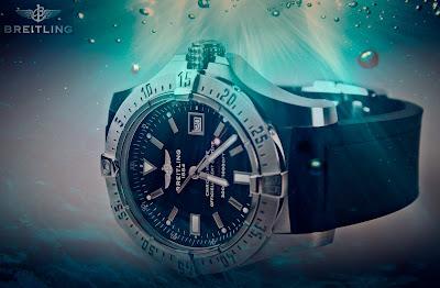 Breitling Aeromarine Avenger Seawolf
