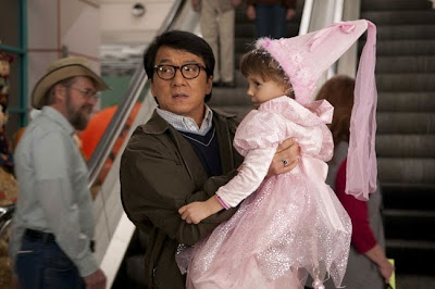 Jackie Chan im Film Spy Next Door.