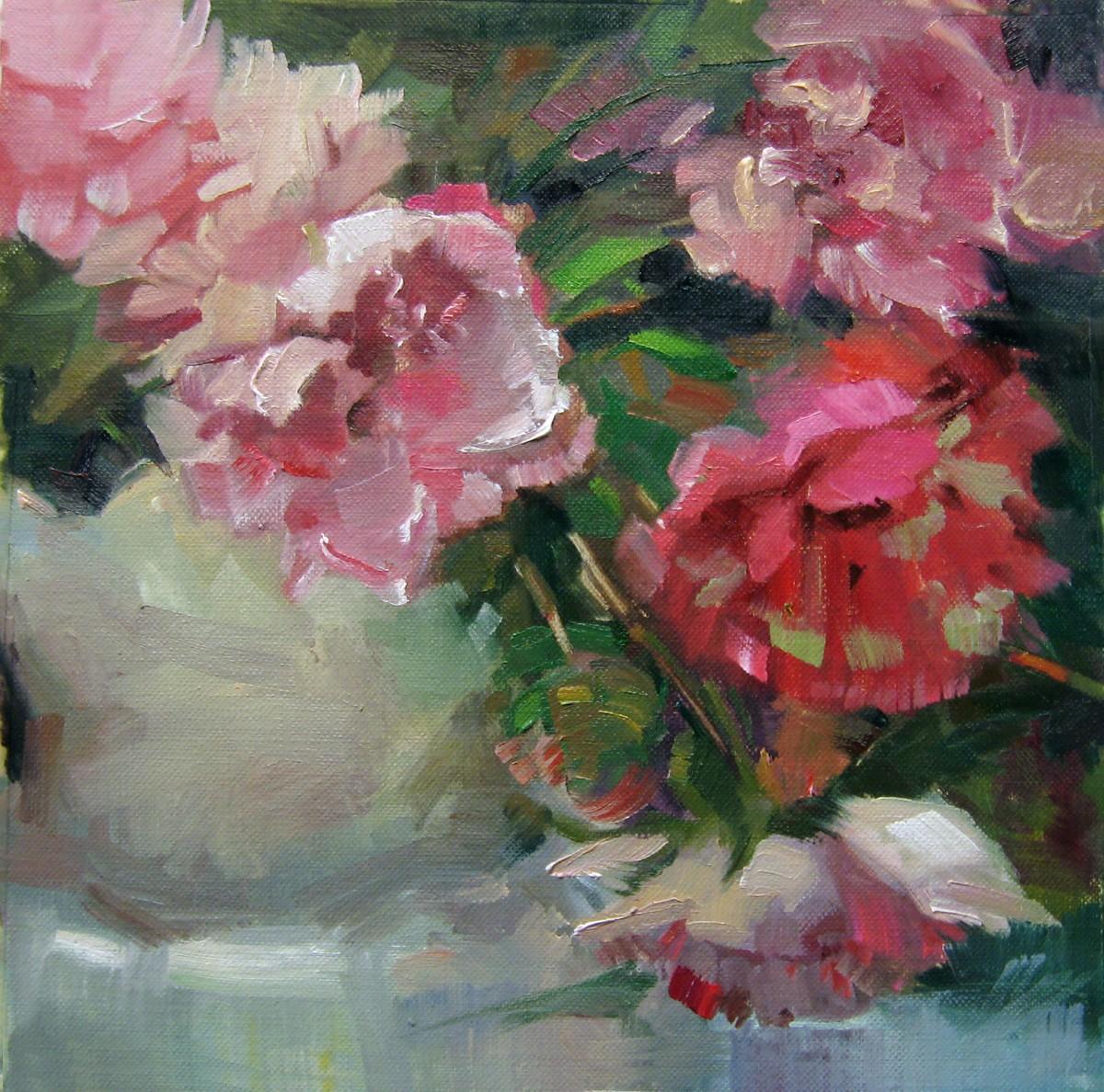 Mary Maxam Paintings July 2010