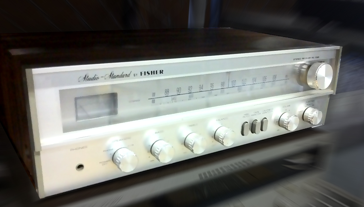 HiFi Collector: Receivers - Fisher Studio Standard RS-1022