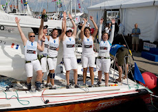 Match Race Olympique : Double Championnes du monde 2007 - 2008