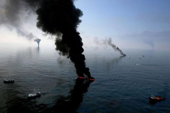 Resultado de imagen para pétrole offshore contaminacion