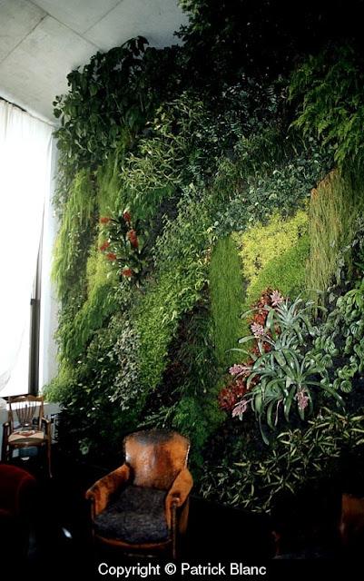 laberintos vs jardines pinturas vivientes patrick blanc. Black Bedroom Furniture Sets. Home Design Ideas