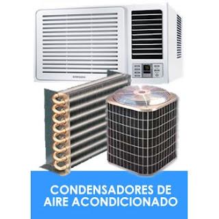 Aire acondicionado para los automotores aire - Radiadores de aire ...