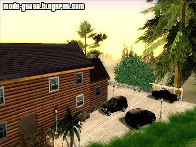 Hill House San Fierro para GTA San Andreas