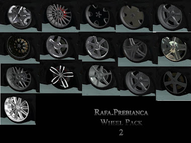 Rafa.Prebianca Wheel Pack 2