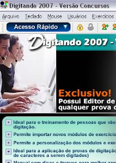 crack digitando 2007