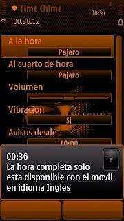 CellPhoneSoft Time Chime v1.0 S60v3.v5.