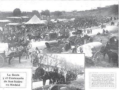 San Isidro en 1922