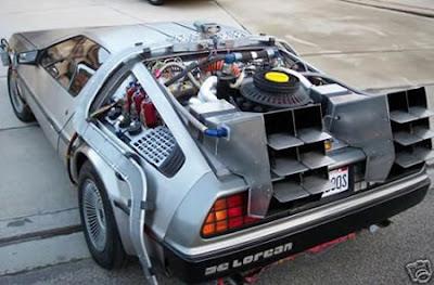 Delorean DMC - 12