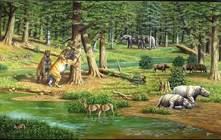 Los mamíferos conquistaron la Tierra
