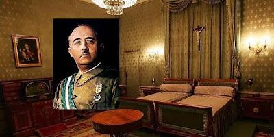Dormitorio de Franco