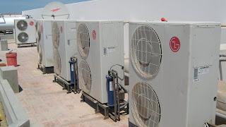 Máquinas de refrigeración