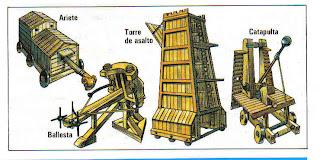 Resultado de imagen para armas romanas