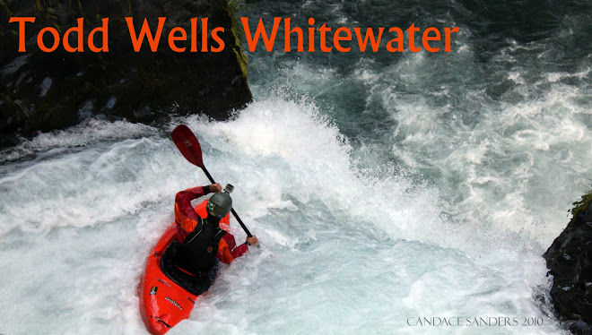 Todd Wells' Whitewater Blog