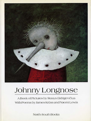 Curious Pages Johnny Longnose