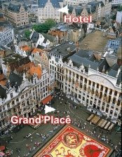 grand place hotel carrefour de l'europe