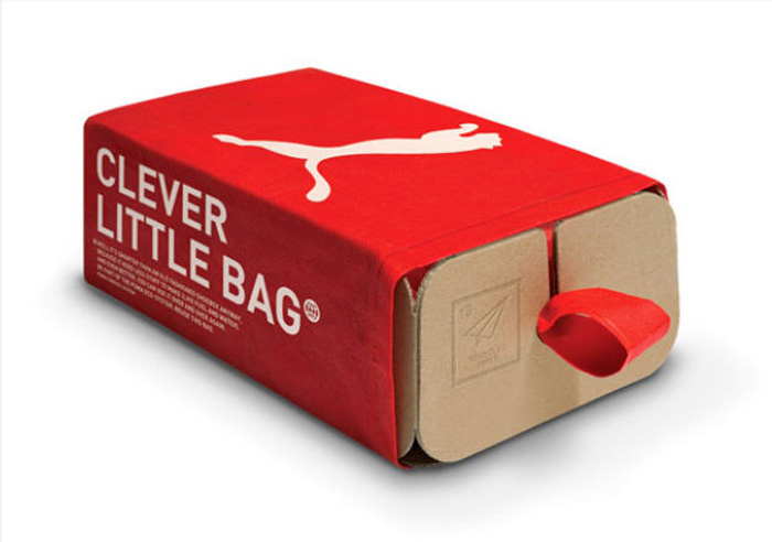 comprar mejor liberar información sobre gran calidad i - first person singular: PUMA's New Sustainable Packaging ...