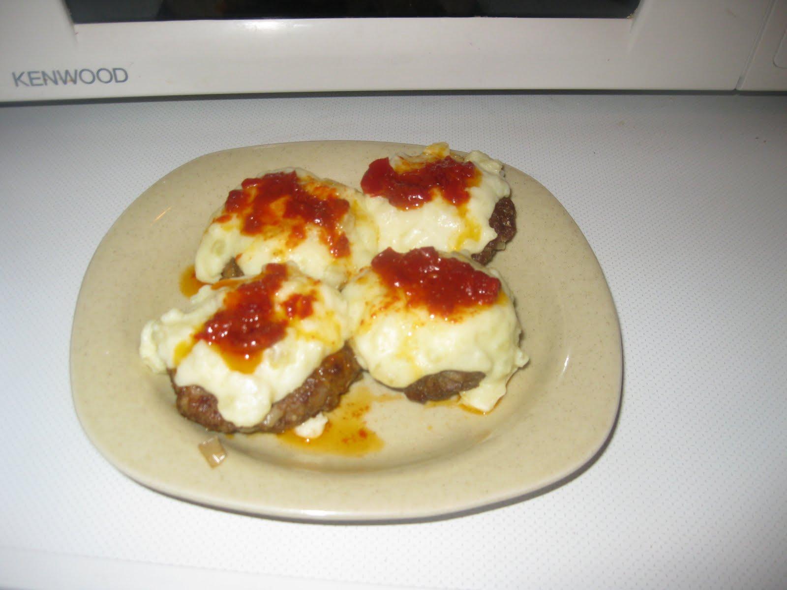 Labneli Patates Graten