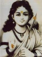 Lord Muruga Picture for Skanda Sashti Festival