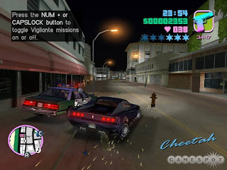 Grand Theft Auto Vice City (PC) 2002