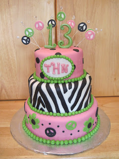 Heathers Peace Of Cakes