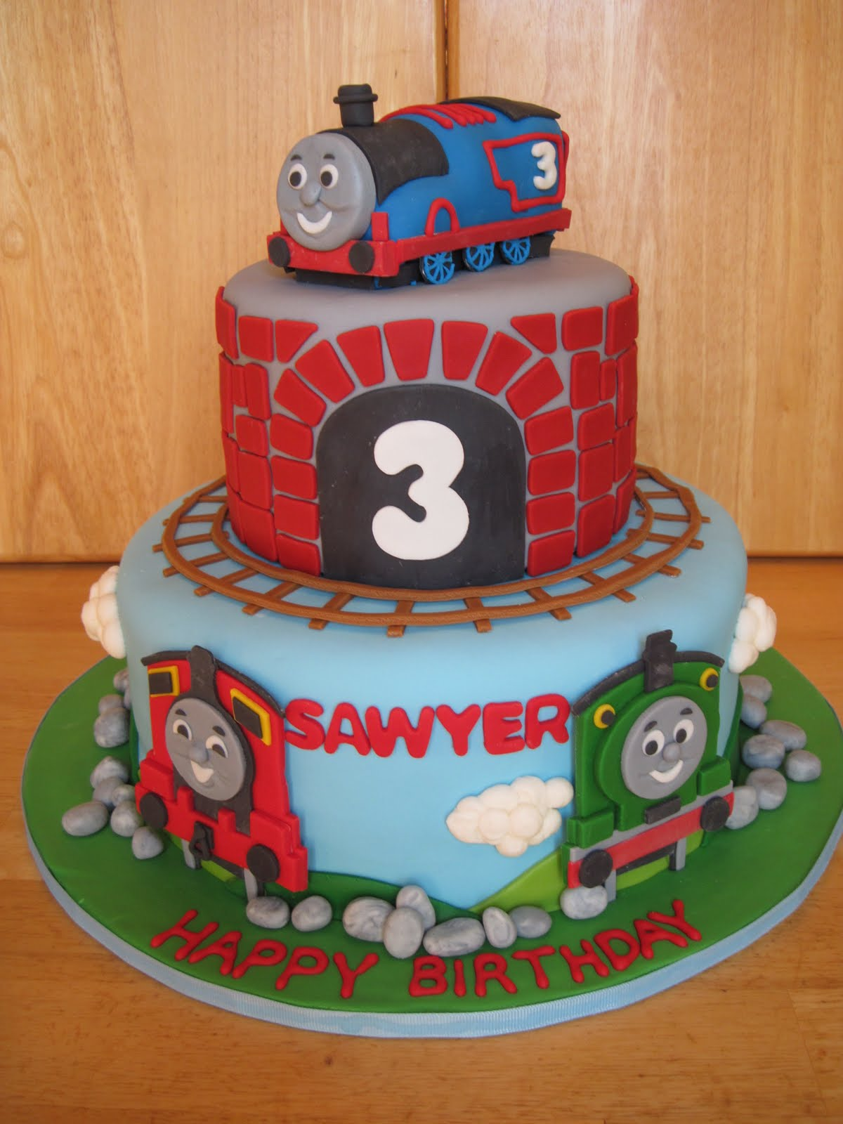 Heather S Cakes And Confections Thomas And Friends