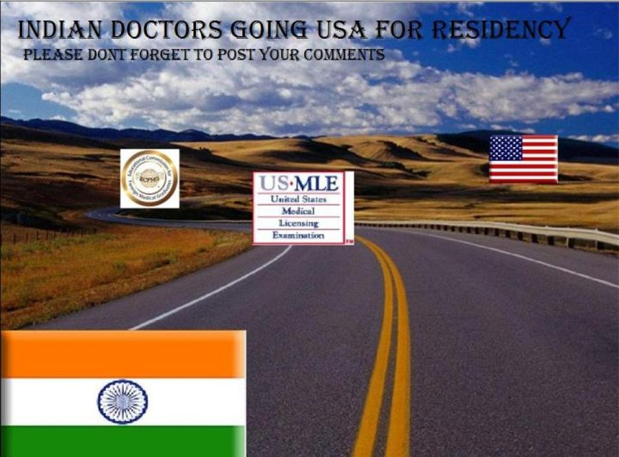 Indian doctors going USA For Residency-Dr Pavan's Blog: Indian
