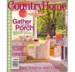 Featured in Country Home Magazine June 2008
