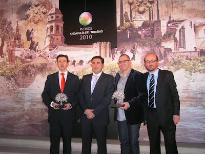 >Más sobre los premios Andalucía del Turismo 2010