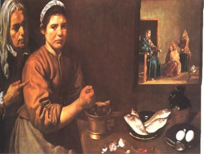 >¿Cómo se comía en el Renacimiento?