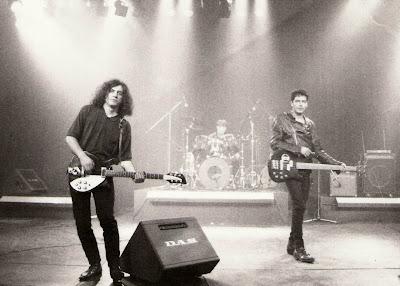 Codorniú, Arias y Jiménez en Canal Sur. 1989
