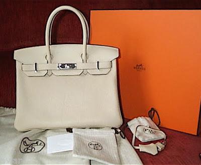Hermes Birkin Bag By Ginza Tanaka 1