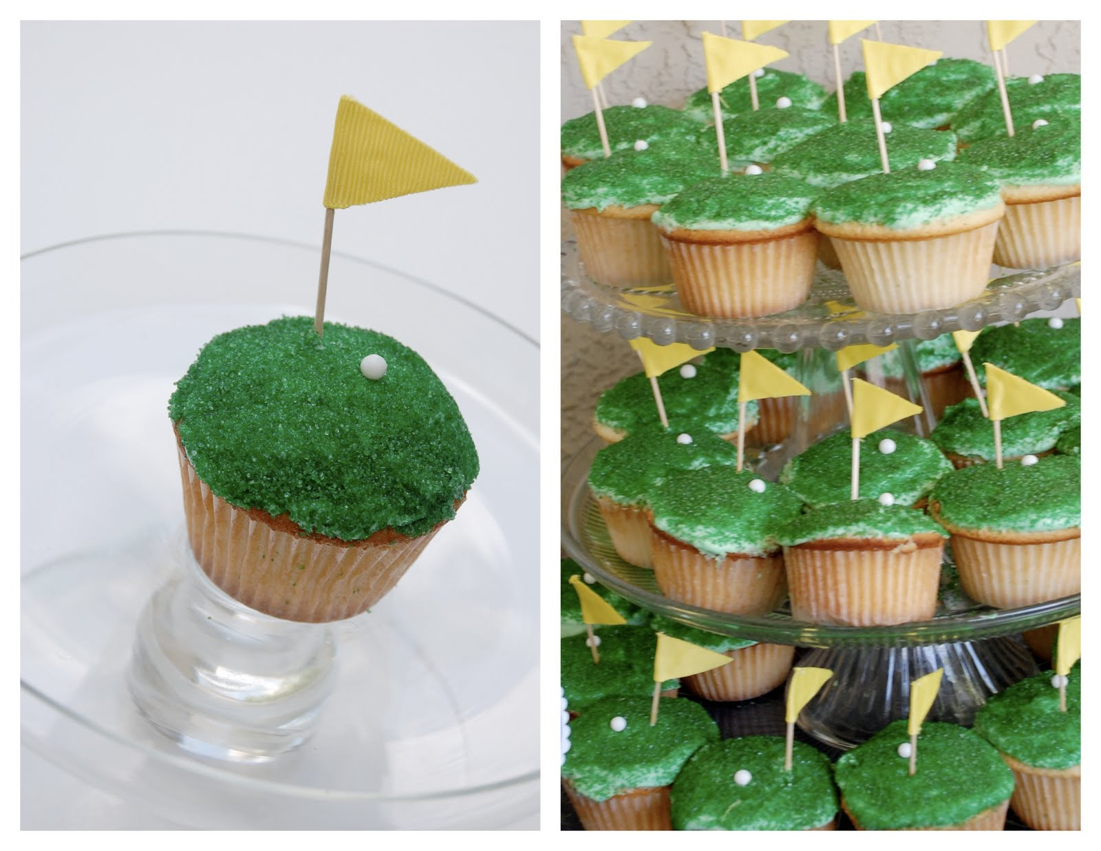 rivernorthLove golf inspired party