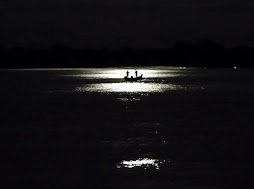 NIGHT TIME IN THE ESTUARY