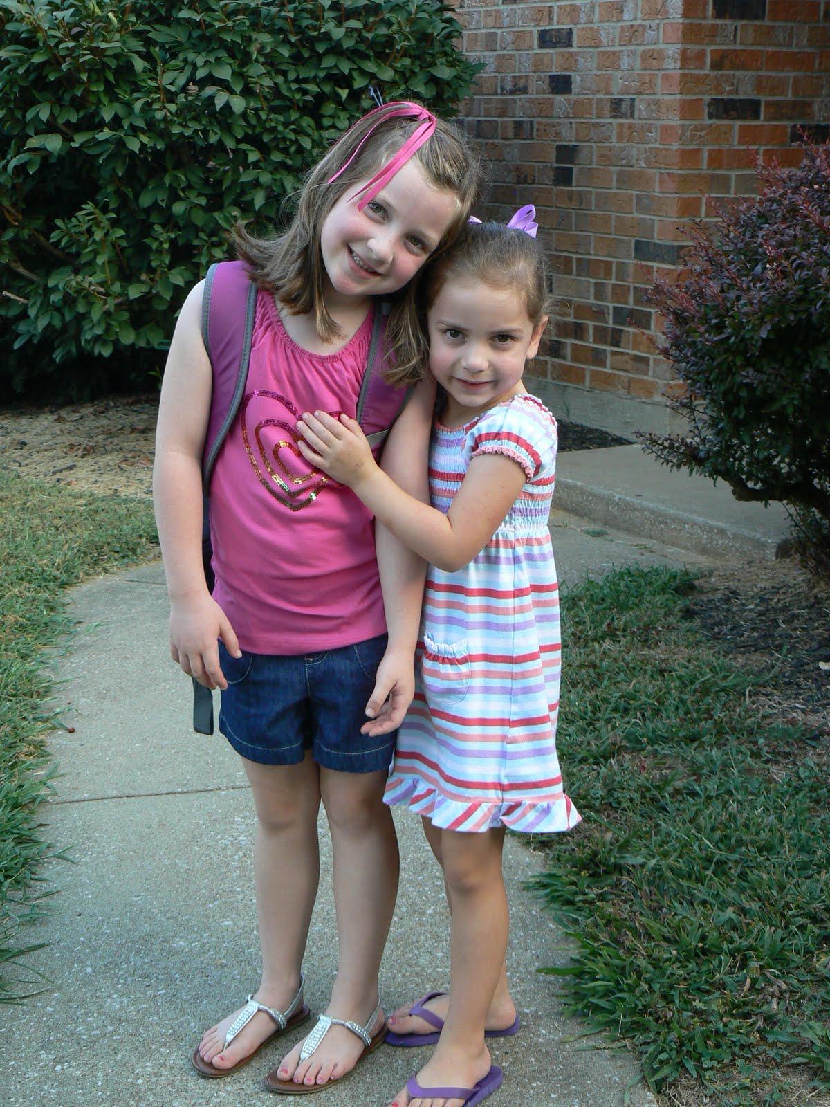 Ship Shops & Pop Pops: My 1st Grade Girl
