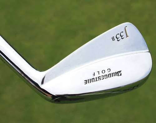 Golftraders com au: BRIDGESTONE J33B FORGED IRONS 3-PW  NEW
