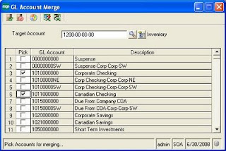 GL Merge Utility in Sage 100 – Sage 100 and Sage 500 ERP – Tips