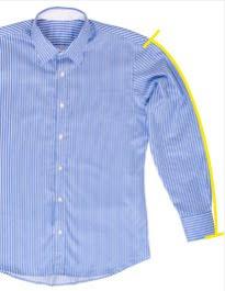 Tomando Medidas Camisa