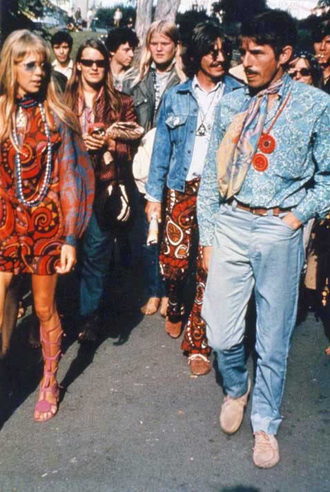 musings & inspiration: summer of love: pattie and george
