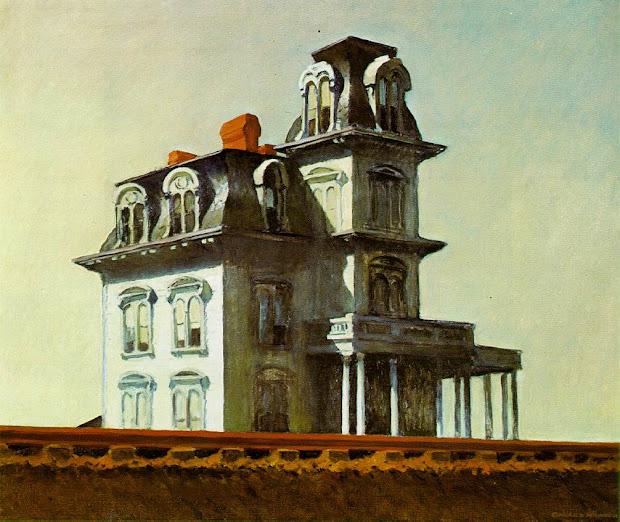 Sasha Hart Cg Artist - Edward Hopper