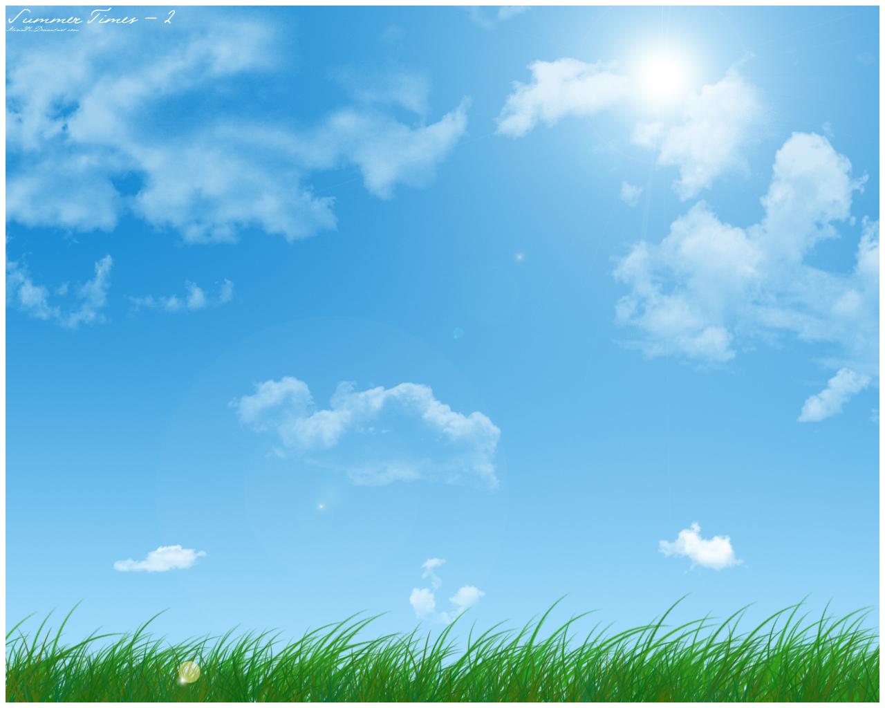 Unduh 9700 Background Rumput Awan Gratis - Download Background
