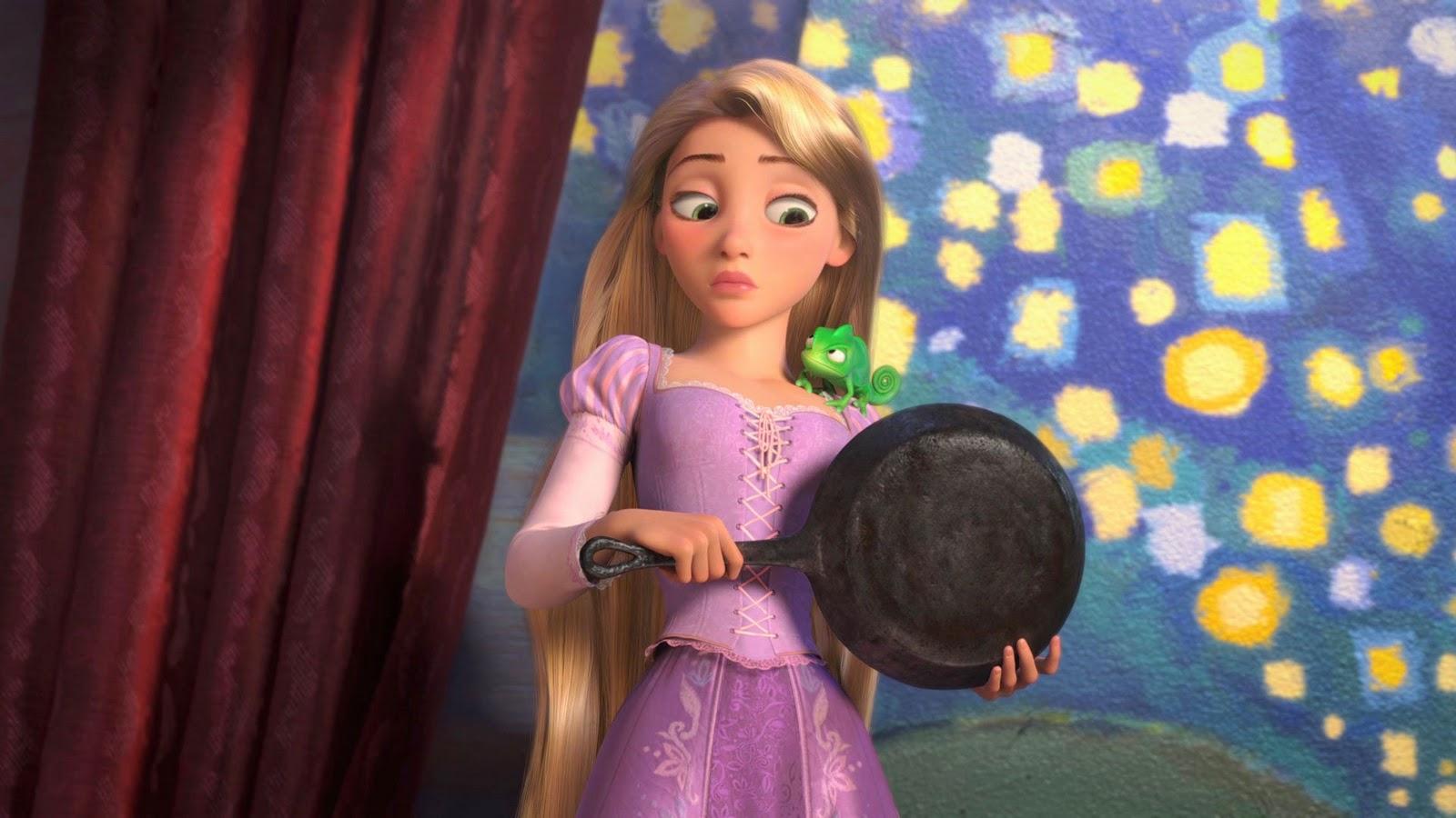 Hentai Rapunzel