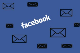 250K email list from facebook