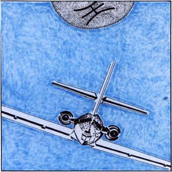 Uno de los m�s completos e intrigantes avistamientos OVNI con el c�lebre s�mbolo H en la panza tuvo lugar en los cielos espa�oles en julio de 1985.