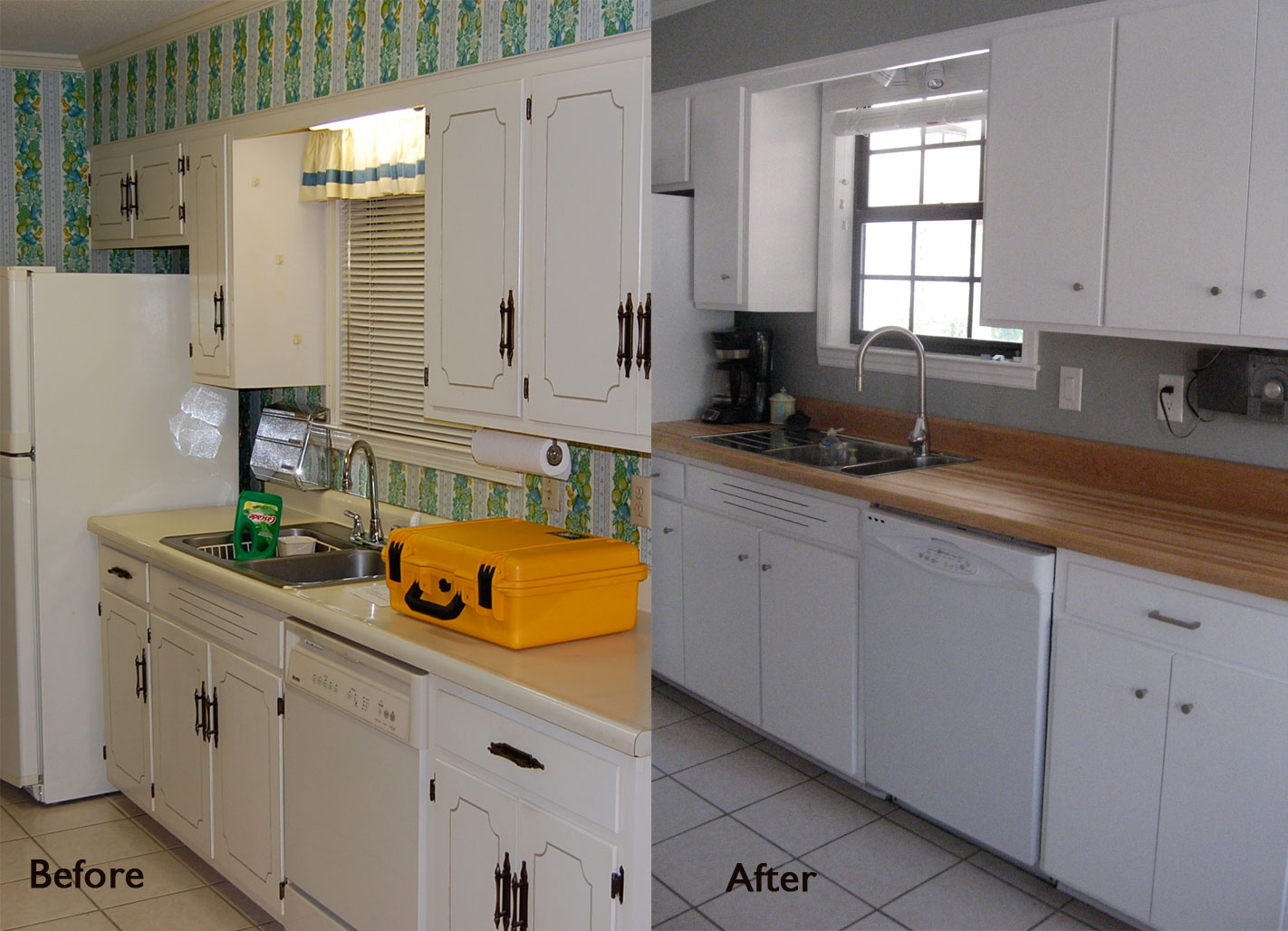 Kitchen Facelift Before And After How Much Does It Cost To Remodel A Small Taylor Custom Furniture
