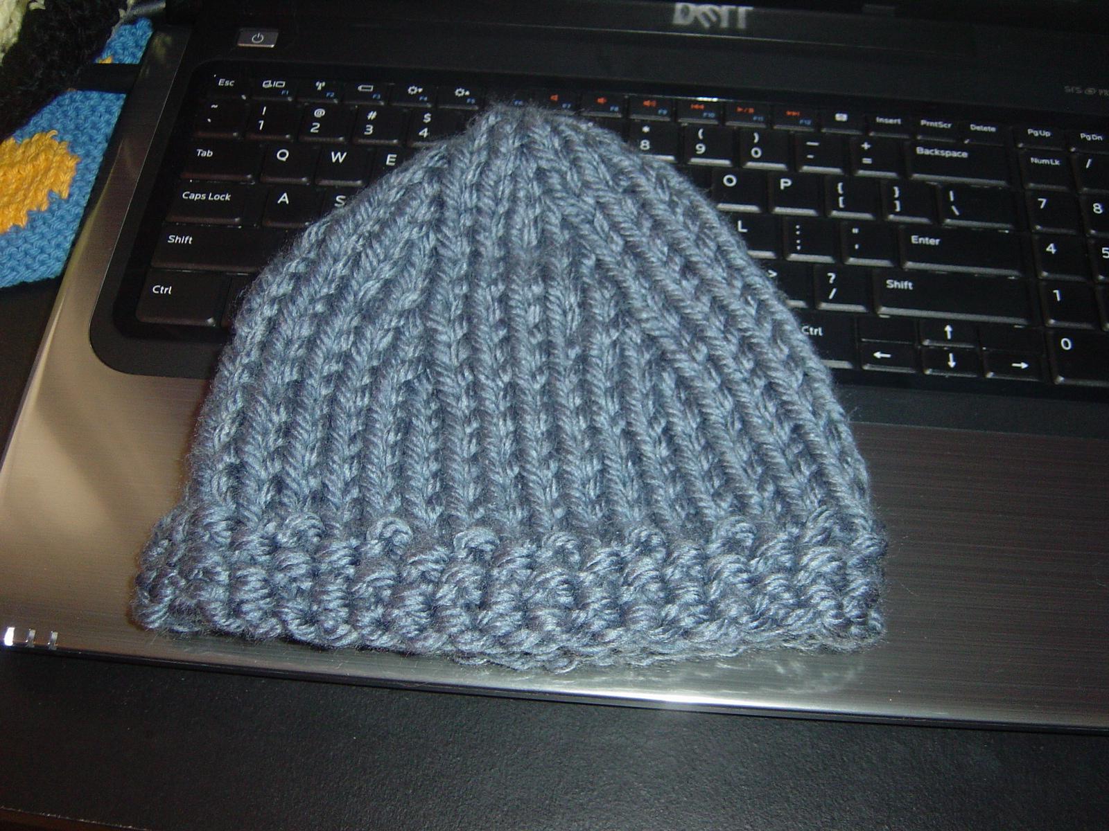 Bulky 2 Needle Hat
