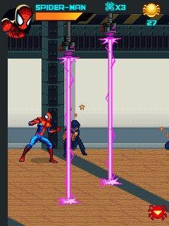Screenshot0043 Mini-Análise Spiderman Toxic City (Java)